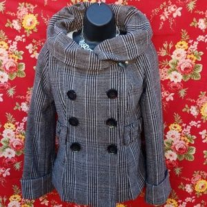 MAX RAVE TWEED COAT K7